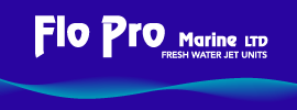 Flo Pro Marine, proudly designed and made in New Zealand